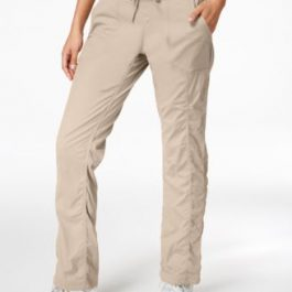 Pantalón North Face Beige