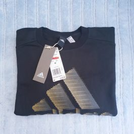 Poleron Adidas Negro