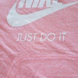 Poleron Nike Rosado