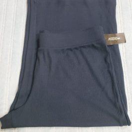 Pantalon Capri Ideology Azul Oscuro