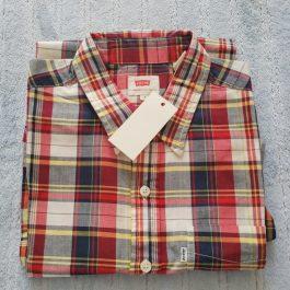 Camisa Levis Cuadros