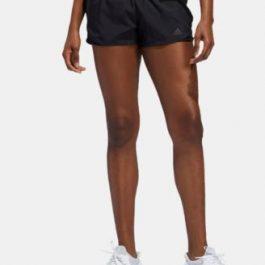 Short Adidas Gris/Naranjo