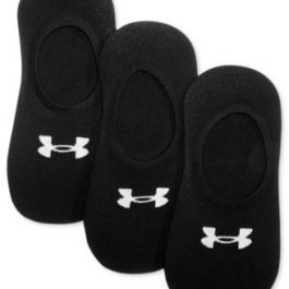 Calcetines Under Armour Negro