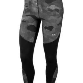 Calza Nike Negro/Gris