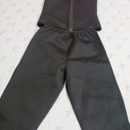 Polera y calza Reductora Amarilla Europea Usada