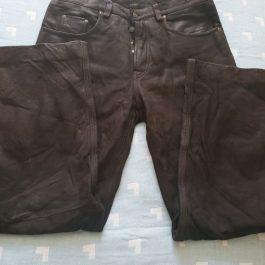 Pantalon Cuero Unisex