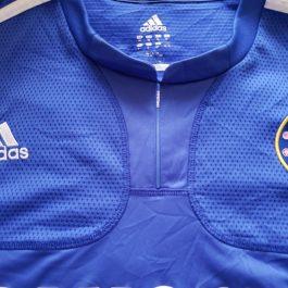 Polera Adidas Azul Chelsea