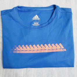 Polera Adidas Azul