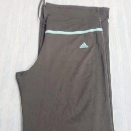 Calza Adidas Gris