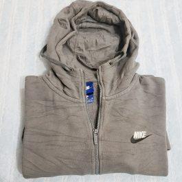Polerón Nike Gris
