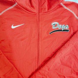 Polerón Nike Rojo