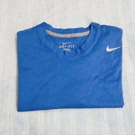 Polera Nike Azul