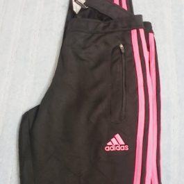 Buzo Nike Negro Rosado