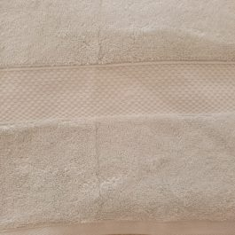 Toalla Celeste 100% Algodon 80*150 cm
