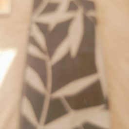 Toalla Cafe/Beige 100% Algodón 75*140 cm