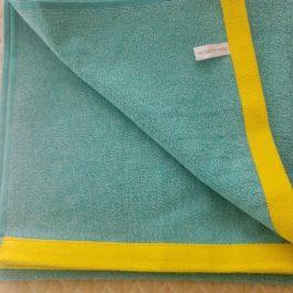 Toalla Verde 100% Algodón 75*140 cm