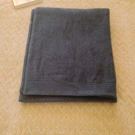 Toalla Azul Oscuro 100% Algodón 70*180 cm