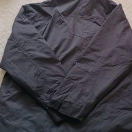 Cortaviento Negro Talla XL