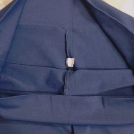 Calza Azul Marino Talla L
