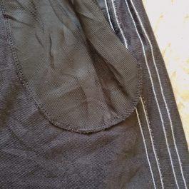 Pantalon Buzo Negro Talla XL