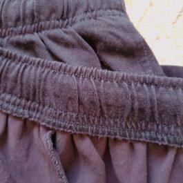 Pantalon Buzo Azul Marino Talla XL