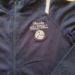Poleron Azul Oscuro Volleyball Talla M