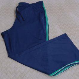 Pantalon Buzo Azul Oscuro XL