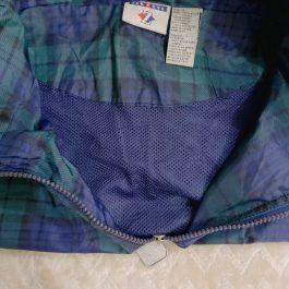 Cortaviento Azul/Verde Talla L