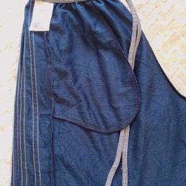 Pantalon Buzo Azul Oscuro Talla M