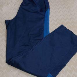 Pantalon Buzo Azul Marino Talla S Niños