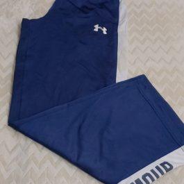 Pantalon Buzo Azul Marino Talla L Niños