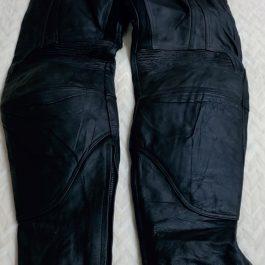 Pantalon Moto Cuero Talla M