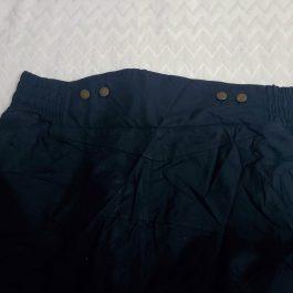 Pantalon Moto Cordura Negro Talla XXL