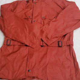 Impermeable Talla XL Rojo